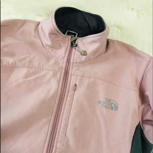 The North Face pink  Apex Jacket